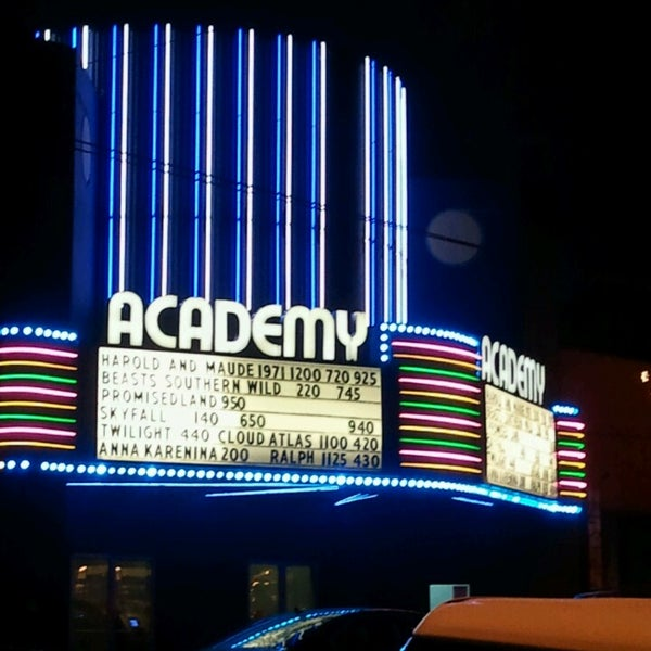 Academy Theater Portland Movie Times
