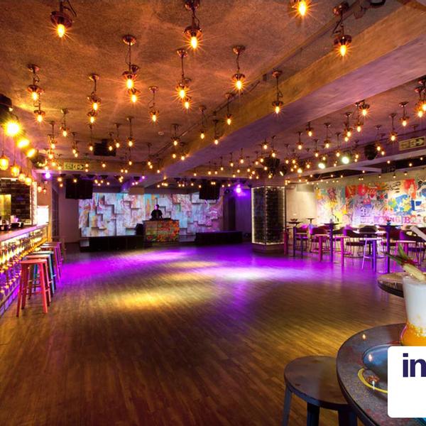 Photo taken at Indigo Live - Music Bar by Indigo Live - Music Bar on 9/27/2014