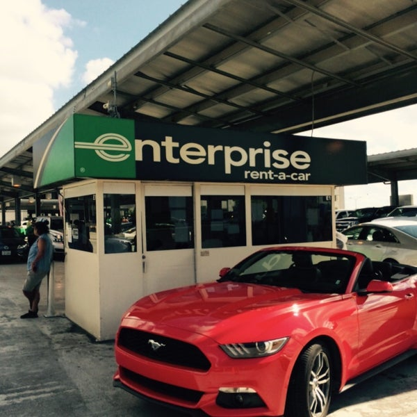 Enterprise Rent A Car Picks You Up