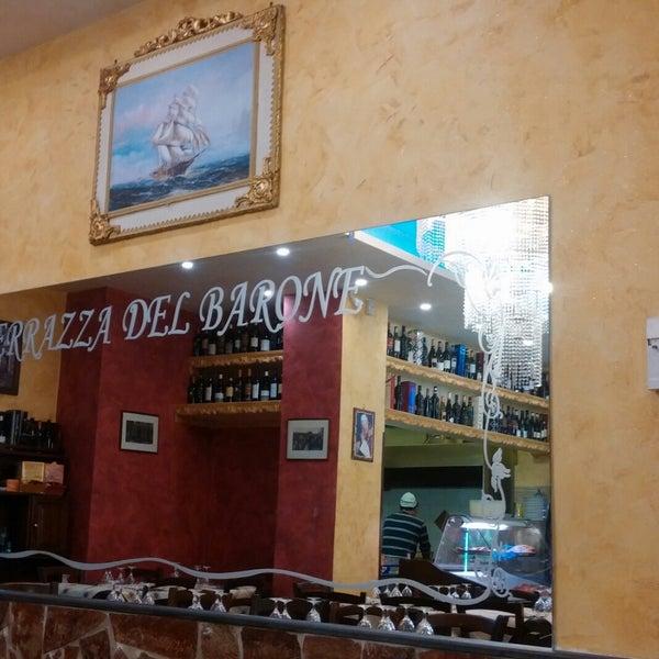 La Terrazza Del Barone - Steakhouse in Catania, Sicilia