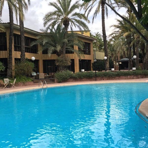 Foto tomada en Hotel Huerto del Cura por Pablo M. el 2/13/2016