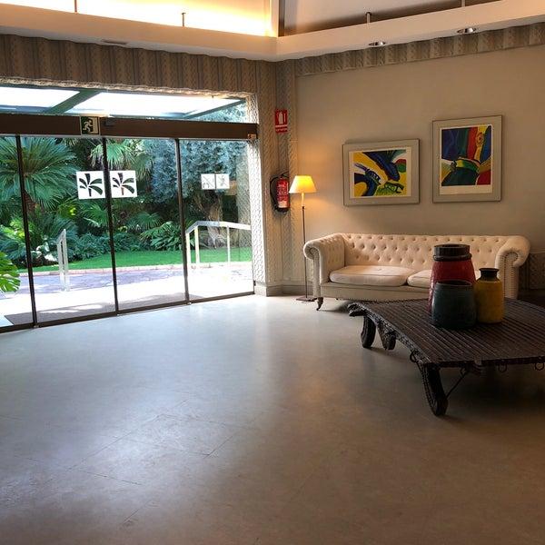 Foto tomada en Hotel Huerto del Cura por Pablo M. el 10/14/2017