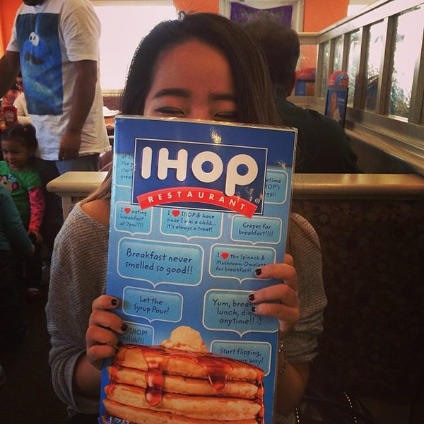 Photo taken at IHOP by Colin F. on 10/13/2013