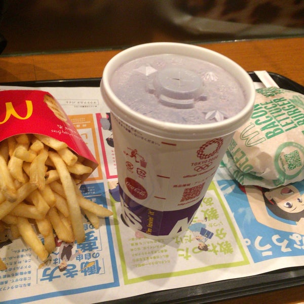Photo taken at McDonald's by おかず on 1/2/2017