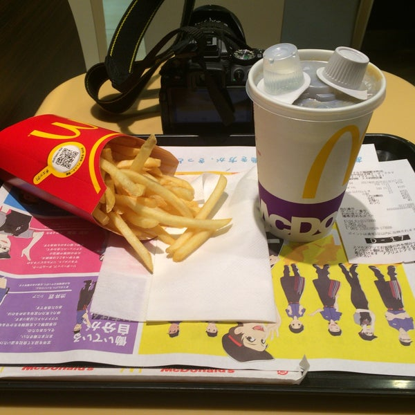 Photo taken at McDonald's by おかず on 5/28/2017