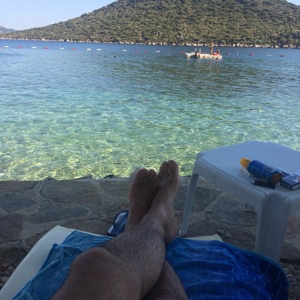 7/10/2017 tarihinde M.Polatziyaretçi tarafından Olympos Mocamp Beach Club'de çekilen fotoğraf