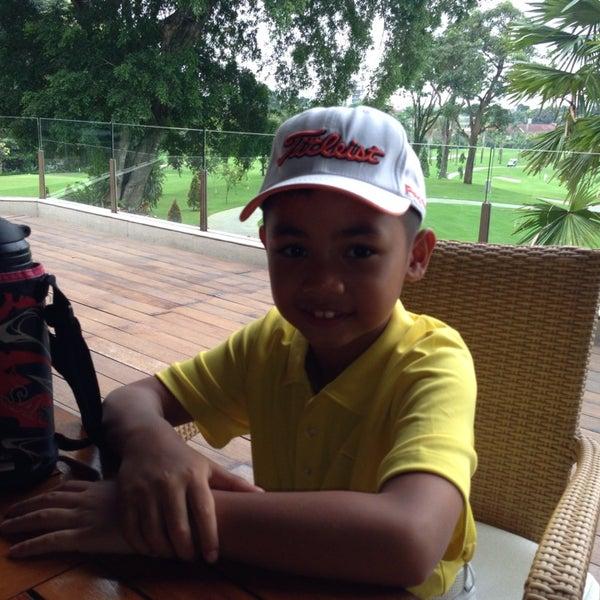 7/28/2013 tarihinde Toho T.ziyaretçi tarafından Pondok Indah Golf & Country Club'de çekilen fotoğraf