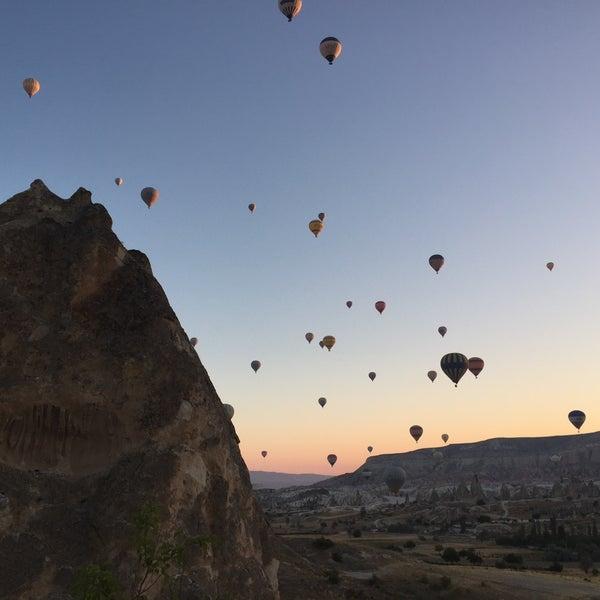 8/27/2017 tarihinde Numan K.ziyaretçi tarafından Tourist Hotels & Resorts Cappadocia'de çekilen fotoğraf