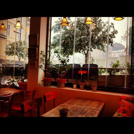 Photo taken at Komün by Deniz O. on 12/20/2012