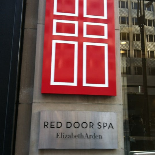Elizabeth Arden Spa Week Nyc