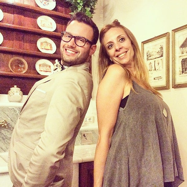 Photo taken at Villa Olmi Firenze by Alejandro W. on 8/15/2014