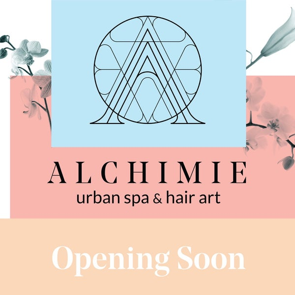 Photo prise au Alchimie - Urban Spa & Hair Art par Anda B. le1/4/2016