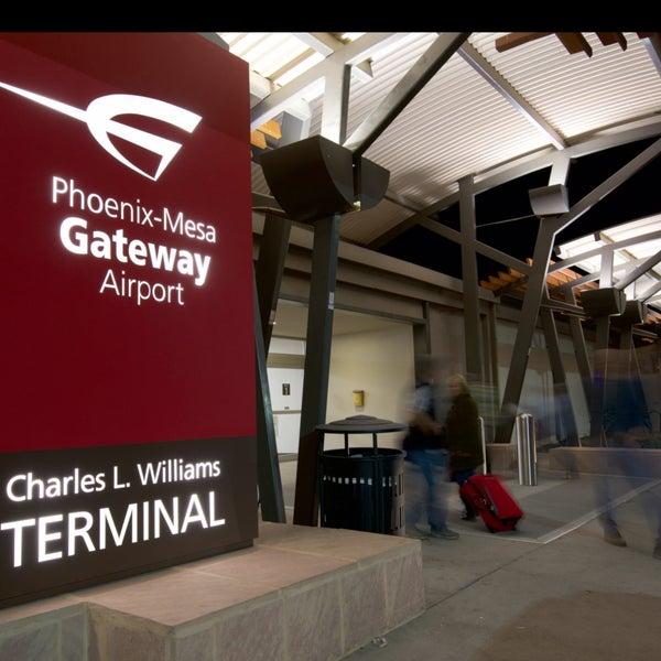 Phoenix-Mesa Gateway Airport (AZA)
