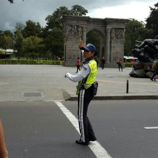Foto tomada en Parque El Ejido por Ana Cris C. el 5/6/2016