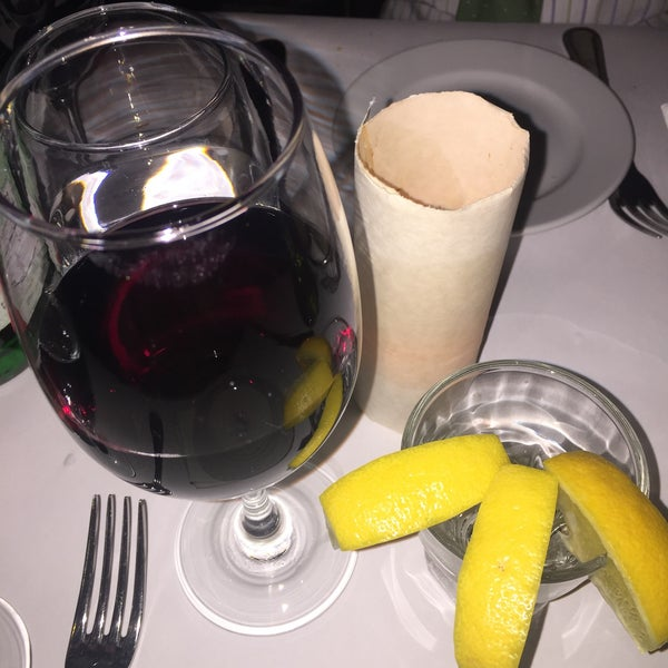 Photo taken at Luce Restaurant & Enoteca by Jolie P. on 4/16/2015