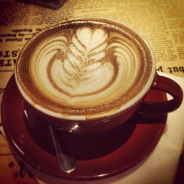 1/19/2013 tarihinde KitKatziyaretçi tarafından Thinking Cup'de çekilen fotoğraf