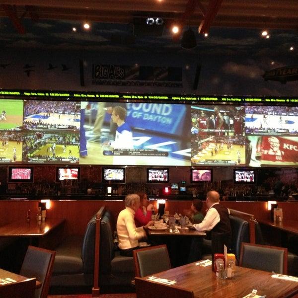 Photo taken at Big Al's by Kellen C. on 3/21/2013