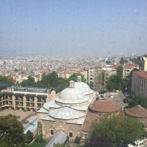 5/3/2017 tarihinde Meltem D.ziyaretçi tarafından Anatolia Hotel'de çekilen fotoğraf