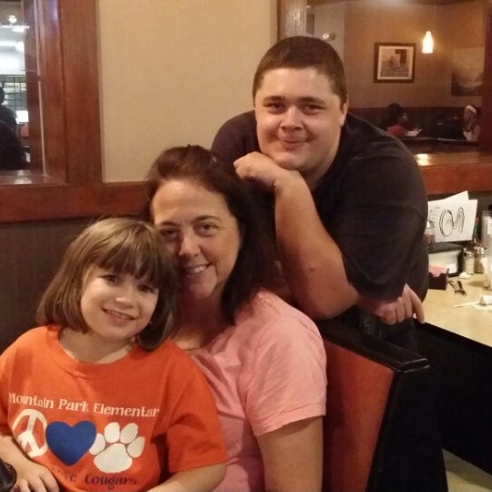 Photo taken at Stone Mountain Pizza Cafe by Becky Richard L. on 9/6/2014