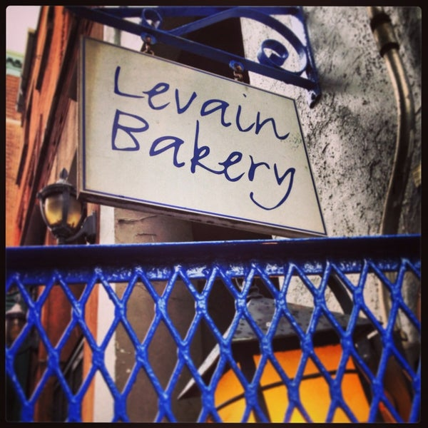 Photo taken at Levain Bakery by Vicki M. on 5/26/2013