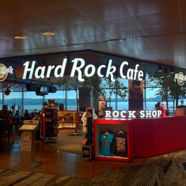 Hard Rock Cafe Portland Address