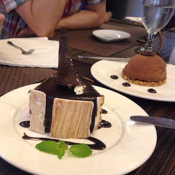 Photo taken at Sweet Bella Cafe by Paula P. on 8/31/2013