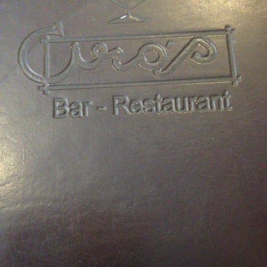 Photo taken at Ciro's by Connie B. on 10/9/2012