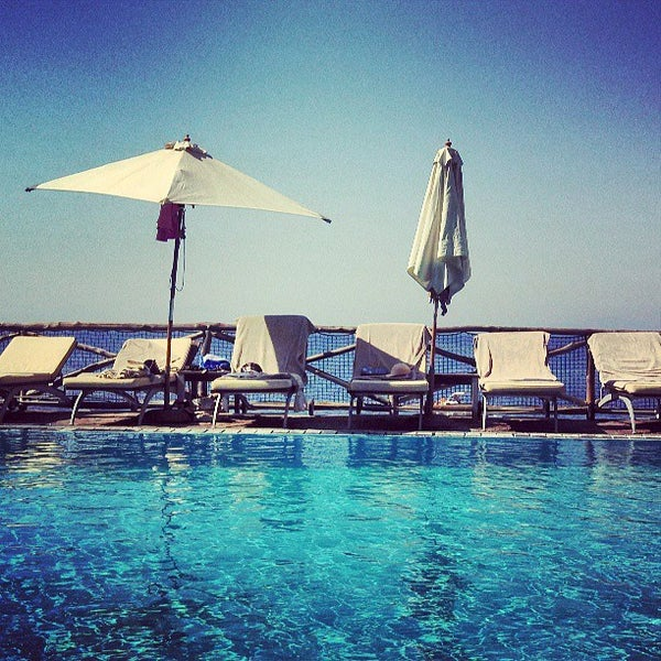 Foto scattata a Mezzatorre Resort & Spa da nathaniel g. il 6/21/2013