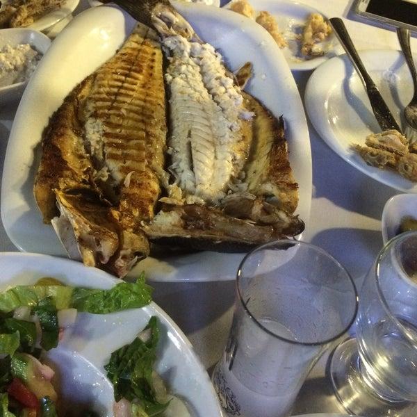 6/16/2015 tarihinde Akın B.ziyaretçi tarafından Cunda Deniz Restaurant'de çekilen fotoğraf