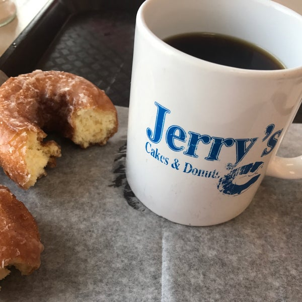 Jerrys Cakes And Donuts