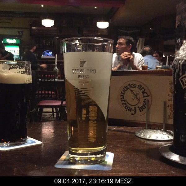 Foto tirada no(a) Fritzpatrick's Irish Pub por Ulrich B. em 4/9/2017