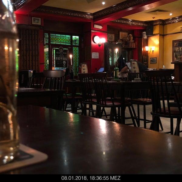 Foto tirada no(a) Fritzpatrick's Irish Pub por Ulrich B. em 1/8/2018
