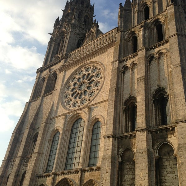Photo taken at Cathedral Basilica of Our Lady by Maarten v. on 6/10/2013