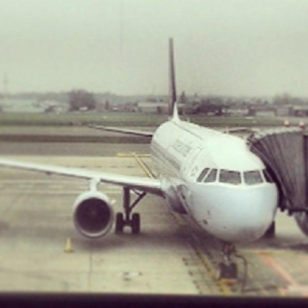 Снимок сделан в Брюссельский аэропорт (BRU) пользователем André C. 11/18/2013