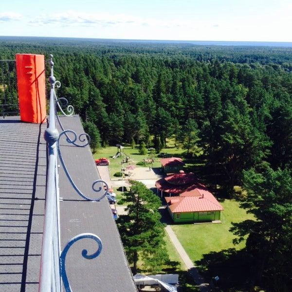 Photo taken at Kõpu tuletorn    Kõpu Lighthouse by Alver P. on 8/14/2015