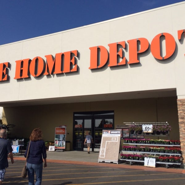 The Home Depot Clairemont Mesa East 20 Tips
