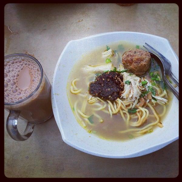 Photo taken at Thohirah Restaurant by Raja M. on 10/13/2014