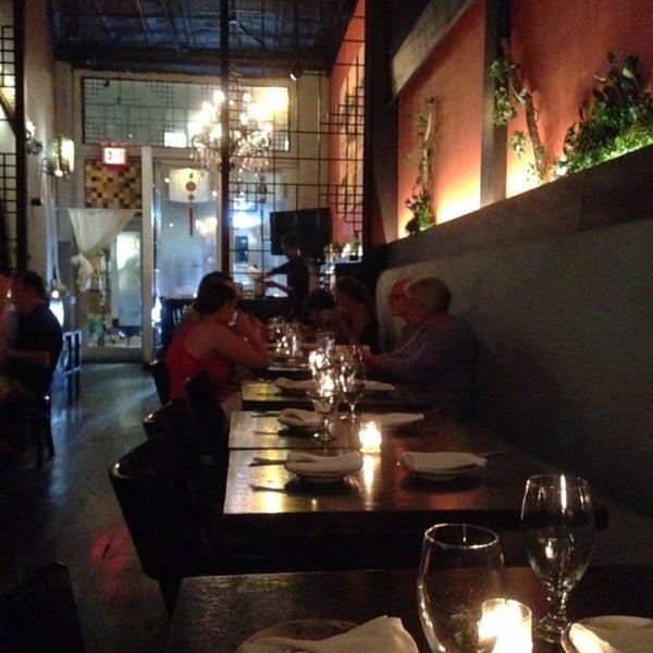 7/18/2014에 Sophie Y.님이 Kori Restaurant and Bar에서 찍은 사진