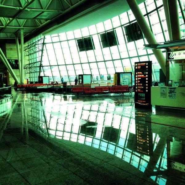Photo taken at Ankara Esenboğa Airport (ESB) by Mehmet Sami O. on 7/15/2013