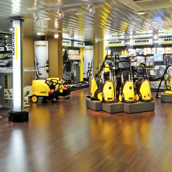 Professional cleaning solutions from Karcher, Germany