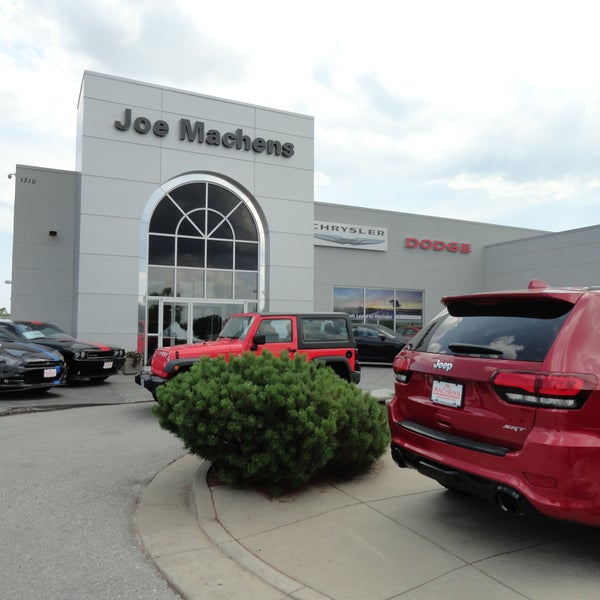 Joe Machens Chrysler Dodge Jeep Ram