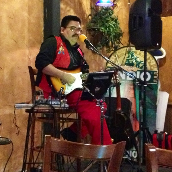 Photo taken at Mexi-Go Restaurant by Susan P. on 3/9/2013