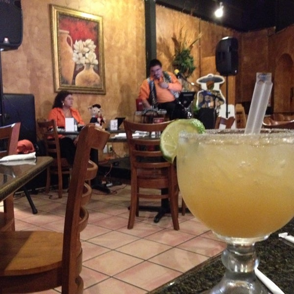 Photo taken at Mexi-Go Restaurant by Susan P. on 11/16/2013
