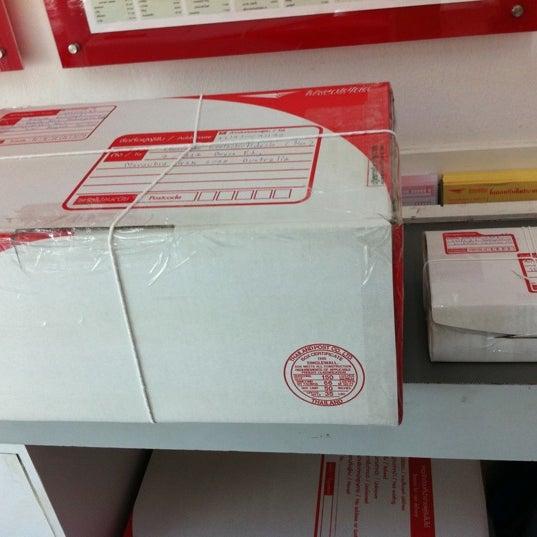 รูปภาพถ่ายที่ ไปรษณีย์ สายไหม โดย saaekid j. เมื่อ 10/29/2012