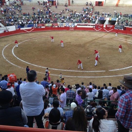 Foto tomada en Plaza de Toros Nuevo Progreso por Juan Pablo S. el 11/18/2012