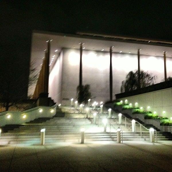 11/20/2012 tarihinde Ryan H.ziyaretçi tarafından The John F. Kennedy Center for the Performing Arts'de çekilen fotoğraf