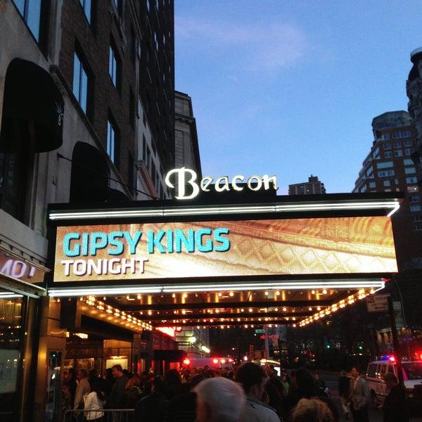 รูปภาพถ่ายที่ Beacon Theatre โดย Andres M. เมื่อ 4/20/2013