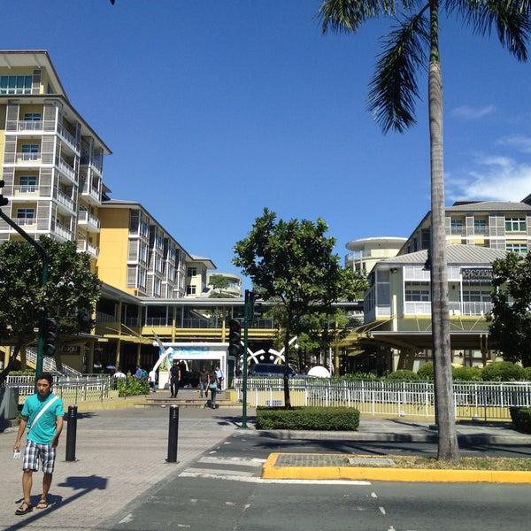 Photo taken at Bonifacio High Playground by Beomjin Y. on 4/25/2013
