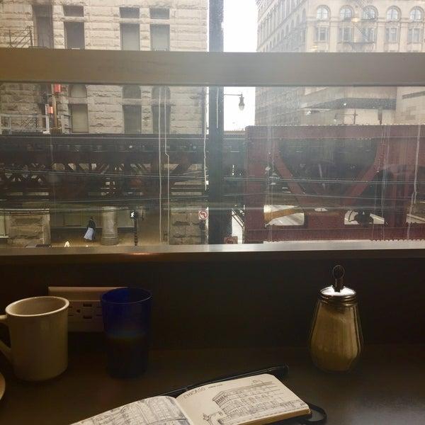 Photo taken at Hostelling International Chicago by Priyanka K. on 3/26/2017