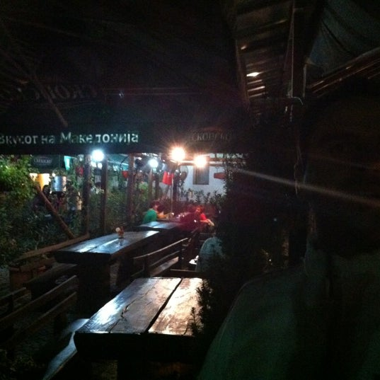 Photo taken at Old Town Brewery by Kirca M. on 10/1/2012